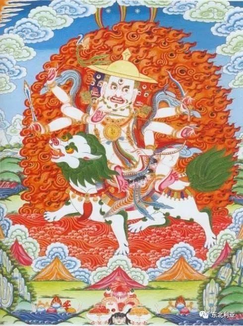 孔令伟丨从新发现的藏文文献看藏传佛教在土尔扈特东归中的历史作用 第7张