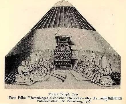 孔令伟丨从新发现的藏文文献看藏传佛教在土尔扈特东归中的历史作用 第11张
