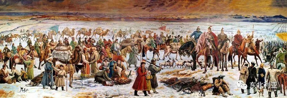 孔令伟丨从新发现的藏文文献看藏传佛教在土尔扈特东归中的历史作用 第10张