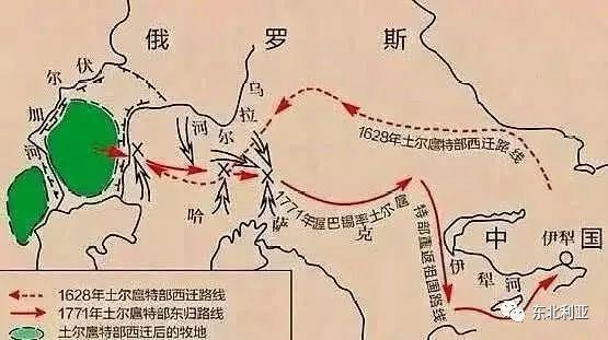 孔令伟丨从新发现的藏文文献看藏传佛教在土尔扈特东归中的历史作用 第12张