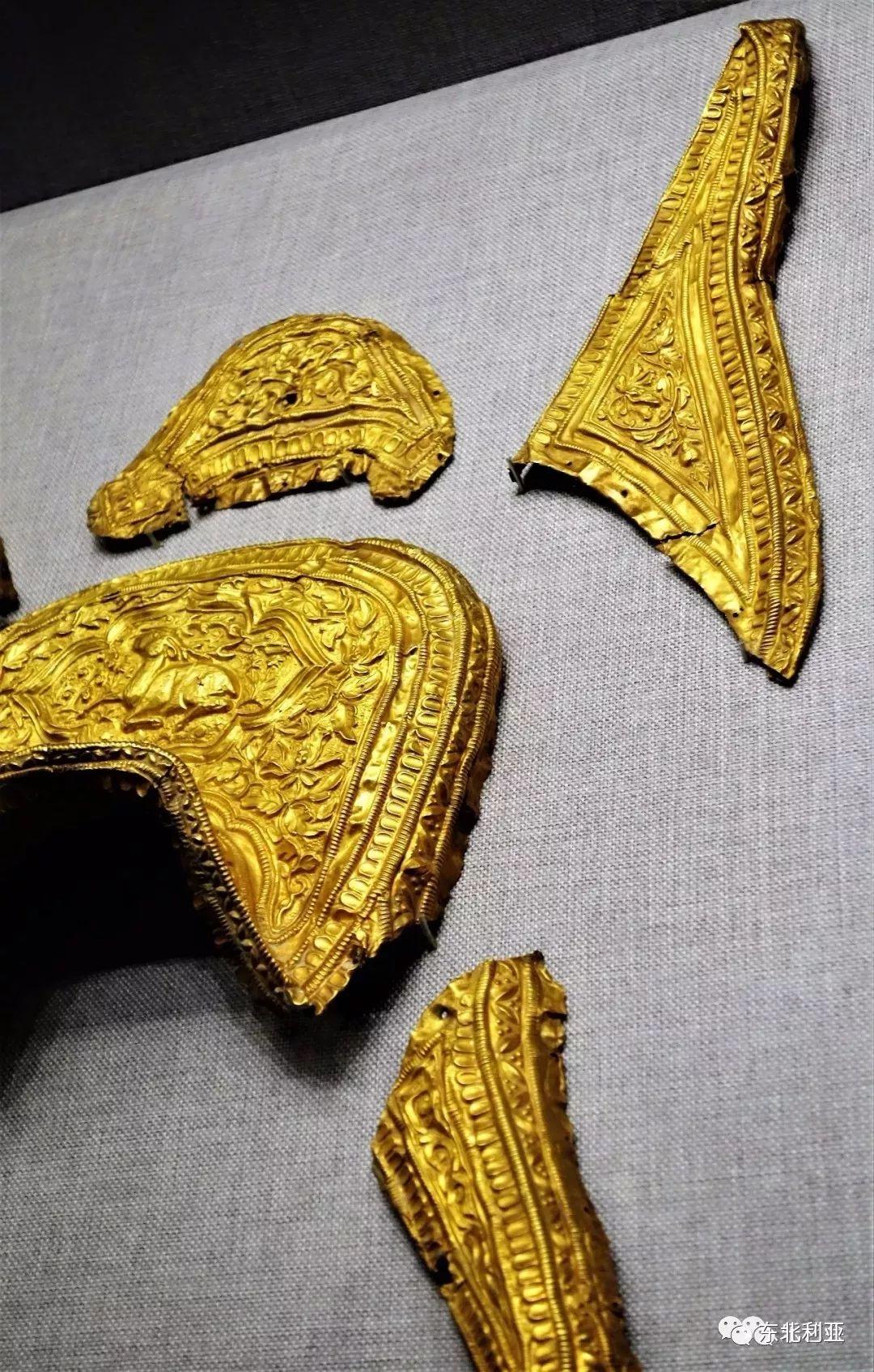 图集丨辽元时期的豪华马鞍与装饰 第1张