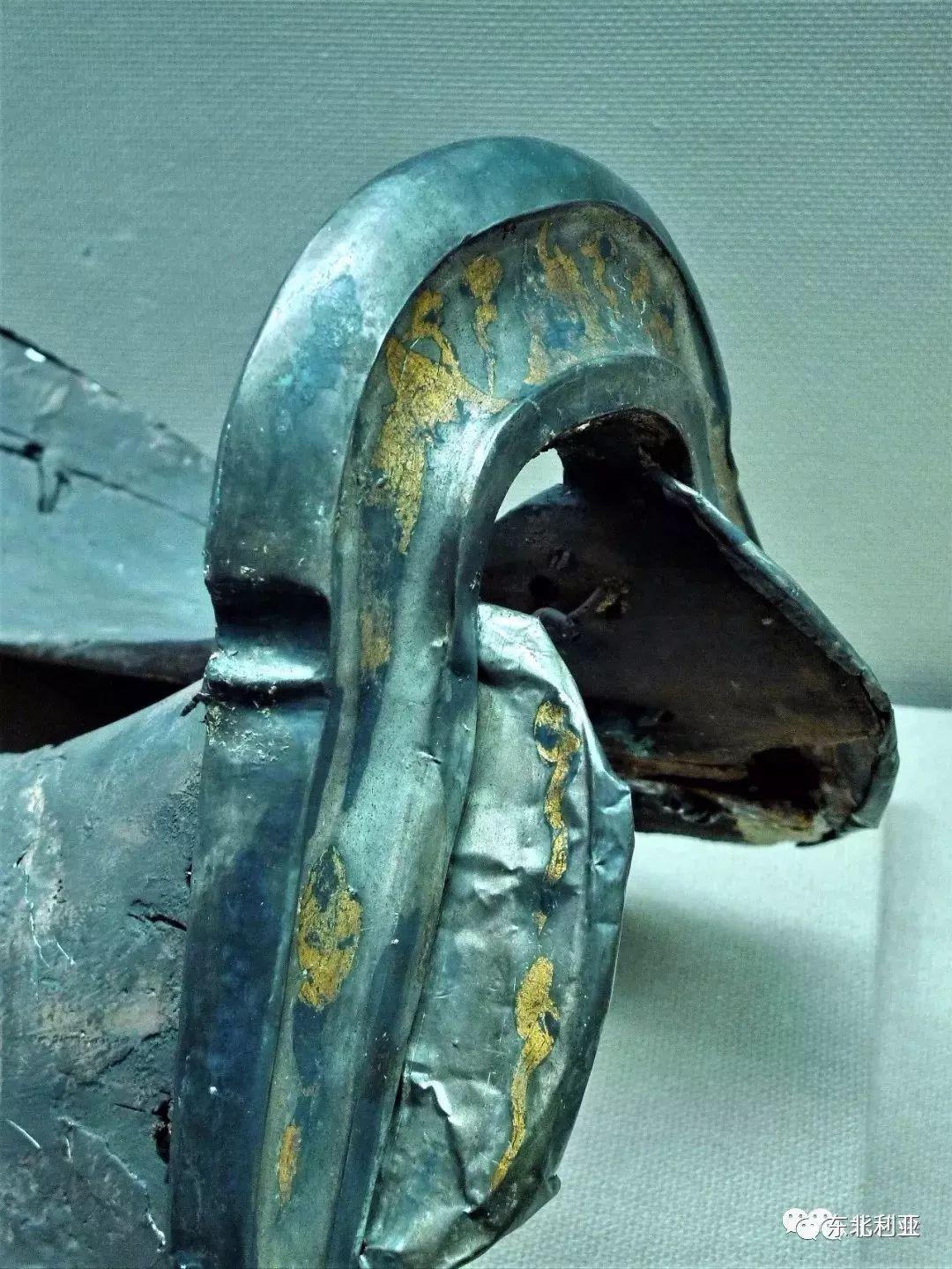 图集丨辽元时期的豪华马鞍与装饰 第2张