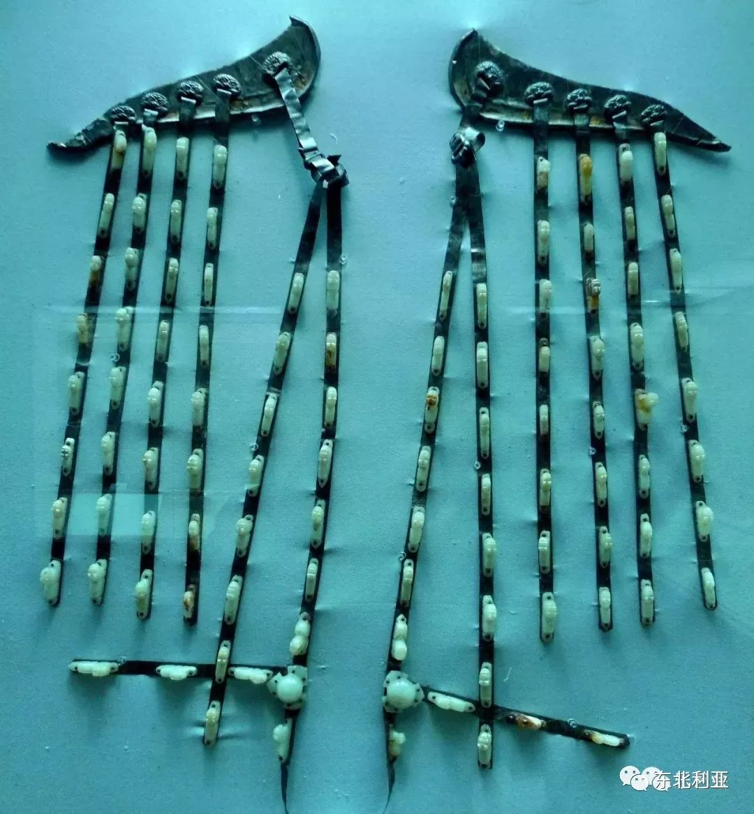 图集丨辽元时期的豪华马鞍与装饰 第11张