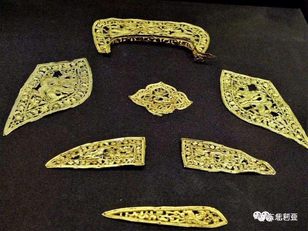 图集丨辽元时期的豪华马鞍与装饰 第14张