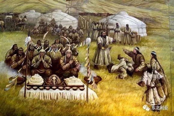 古代蒙古的饮金为誓——党宝海 第16张 古代蒙古的饮金为誓——党宝海 蒙古文化