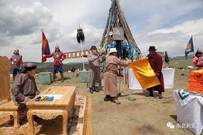 马晓林 :元代蒙古人的祭天仪式 第1张 马晓林 :元代蒙古人的祭天仪式 蒙古文化