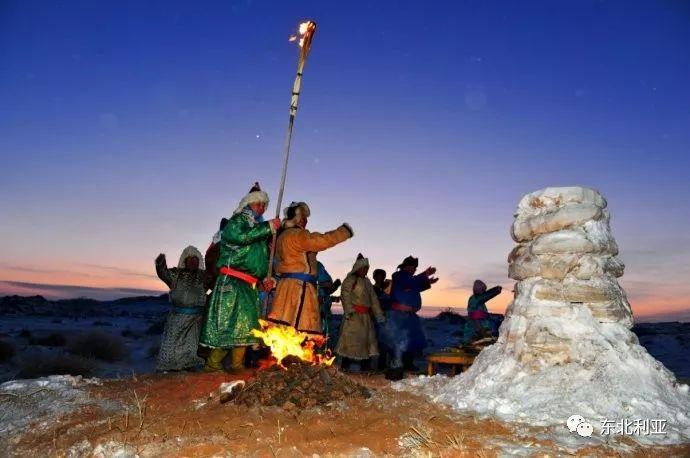 马晓林 :元代蒙古人的祭天仪式 第5张 马晓林 :元代蒙古人的祭天仪式 蒙古文化