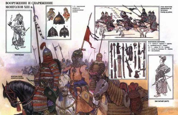 窝阔台汗国与大元帝国的决战 第1张 窝阔台汗国与大元帝国的决战 蒙古文化