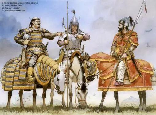 窝阔台汗国与大元帝国的决战 第8张 窝阔台汗国与大元帝国的决战 蒙古文化