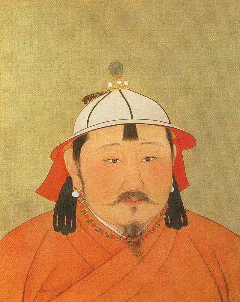 窝阔台汗国与大元帝国的决战 第10张 窝阔台汗国与大元帝国的决战 蒙古文化