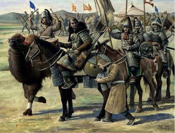 窝阔台汗国与大元帝国的决战 第12张 窝阔台汗国与大元帝国的决战 蒙古文化