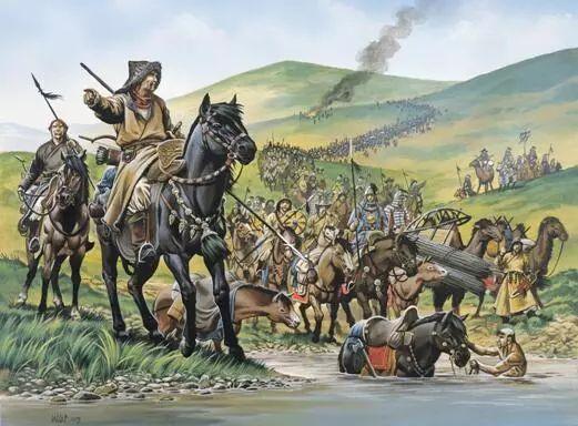 窝阔台汗国与大元帝国的决战 第13张 窝阔台汗国与大元帝国的决战 蒙古文化