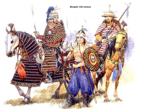 窝阔台汗国与大元帝国的决战 第15张 窝阔台汗国与大元帝国的决战 蒙古文化