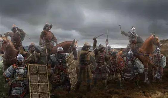 窝阔台汗国与大元帝国的决战 第17张 窝阔台汗国与大元帝国的决战 蒙古文化