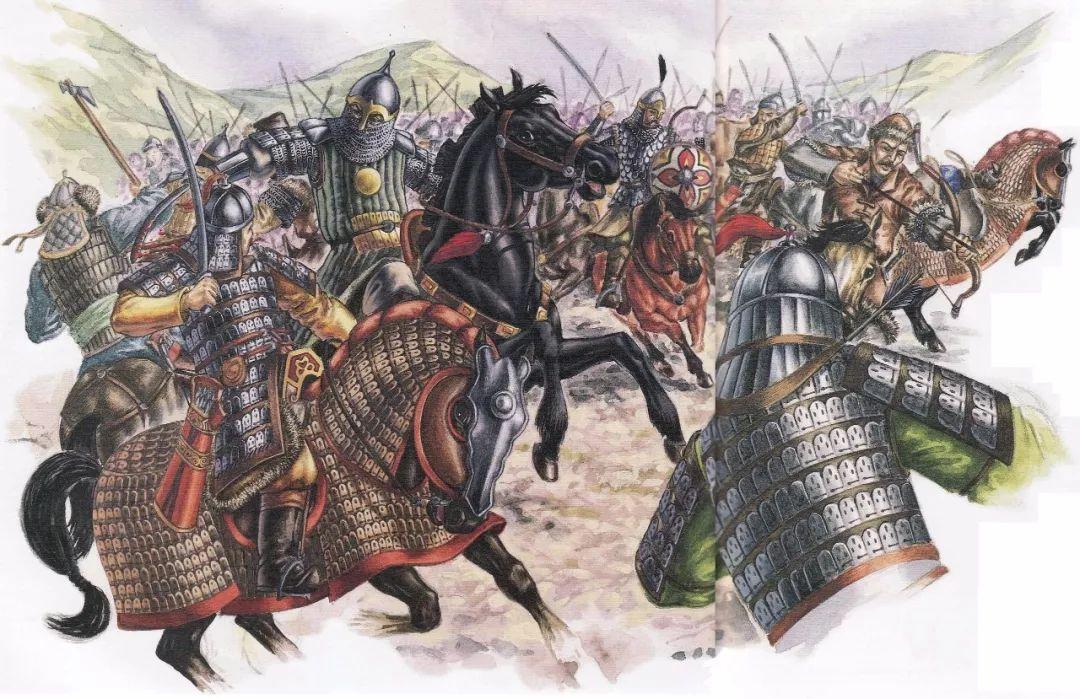 窝阔台汗国与大元帝国的决战 第18张 窝阔台汗国与大元帝国的决战 蒙古文化
