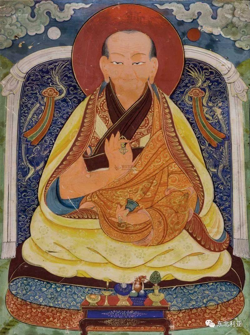 乌云毕力格:关于《阿萨喇克其史》作者的若干问题 第6张 乌云毕力格:关于《阿萨喇克其史》作者的若干问题 蒙古文化
