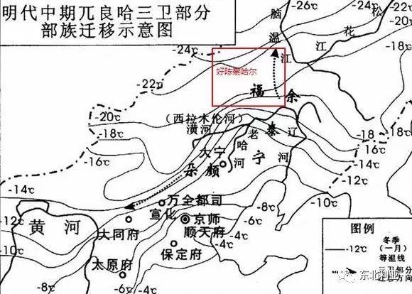 兀良哈三卫到底去了哪? 第1张 兀良哈三卫到底去了哪? 蒙古文化