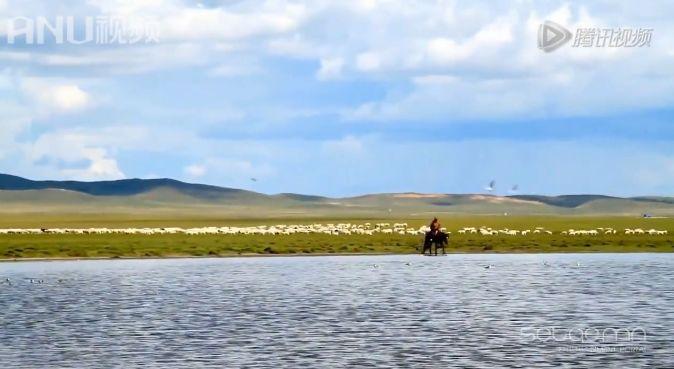 德力格尔牧仁《蒙古故乡》 第2张