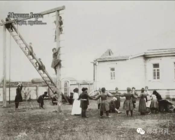 俄罗斯卡尔梅克蒙古怀旧照片 第5张