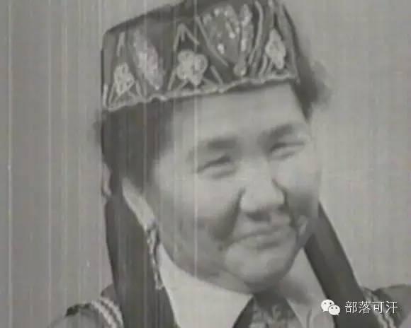 俄罗斯卡尔梅克蒙古怀旧照片 第13张