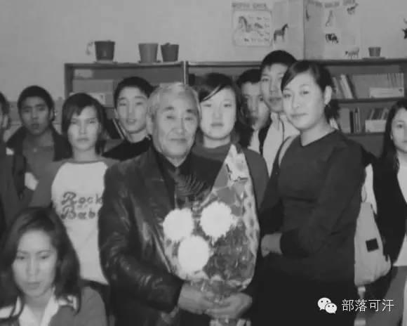 俄罗斯卡尔梅克蒙古怀旧照片 第46张