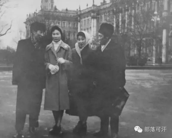 俄罗斯卡尔梅克蒙古怀旧照片 第54张