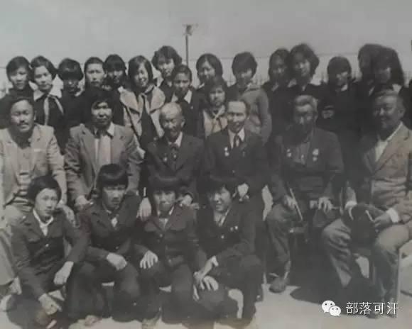 俄罗斯卡尔梅克蒙古怀旧照片 第85张