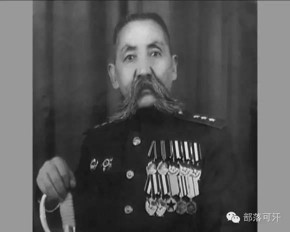 俄罗斯卡尔梅克蒙古怀旧照片 第82张