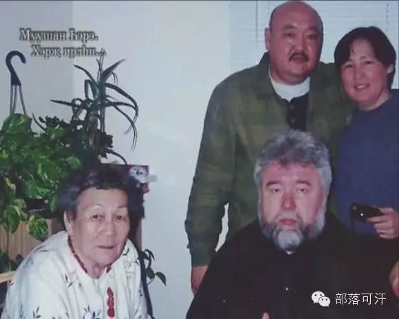 俄罗斯卡尔梅克蒙古怀旧照片 第97张