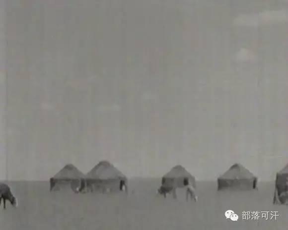 俄罗斯卡尔梅克蒙古怀旧照片 第101张