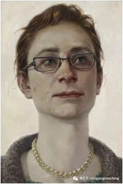 十年---那顺孟和肖像作品展 第7张 十年---那顺孟和肖像作品展 蒙古画廊