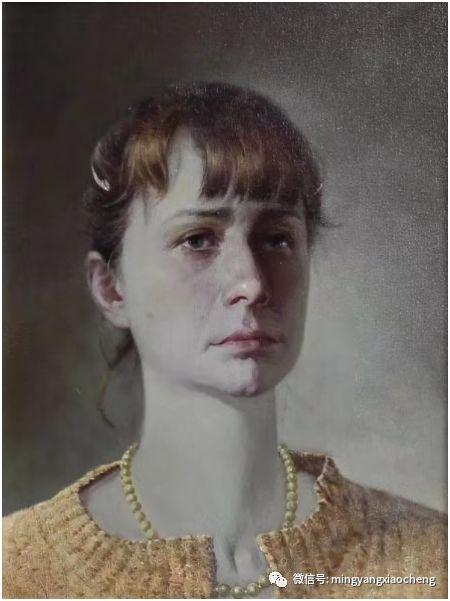十年---那顺孟和肖像作品展 第5张 十年---那顺孟和肖像作品展 蒙古画廊