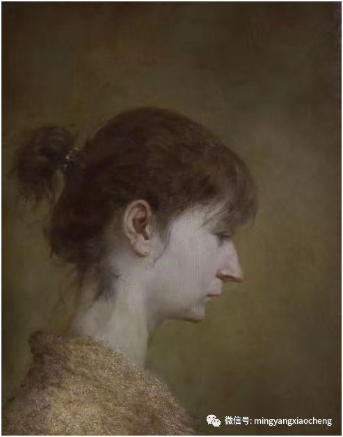 十年---那顺孟和肖像作品展 第3张 十年---那顺孟和肖像作品展 蒙古画廊