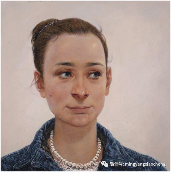 十年---那顺孟和肖像作品展 第9张 十年---那顺孟和肖像作品展 蒙古画廊