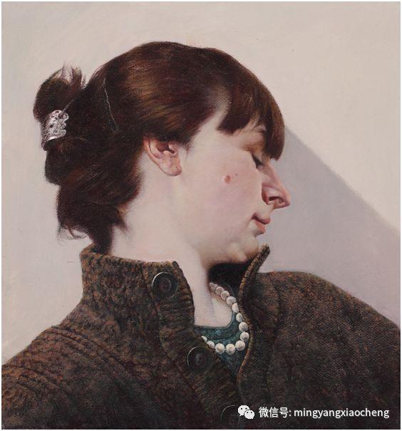 十年---那顺孟和肖像作品展 第10张 十年---那顺孟和肖像作品展 蒙古画廊