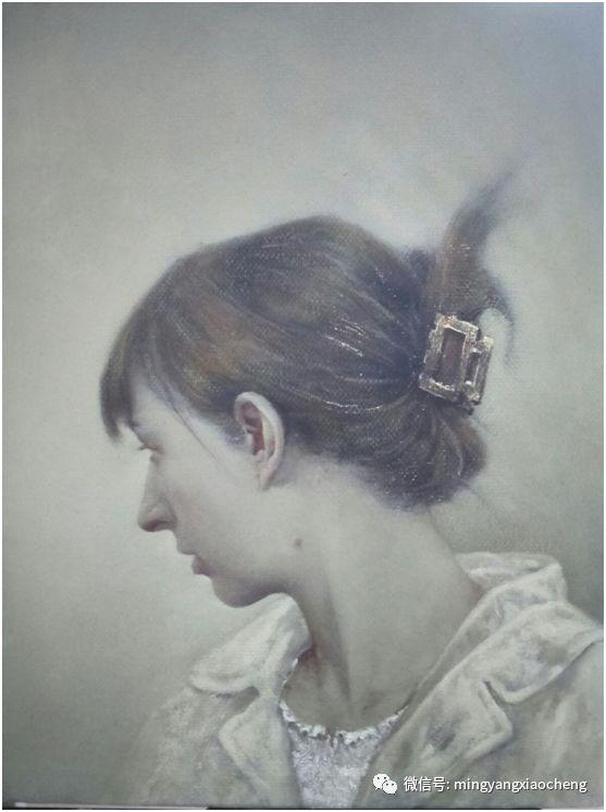 十年---那顺孟和肖像作品展 第13张 十年---那顺孟和肖像作品展 蒙古画廊