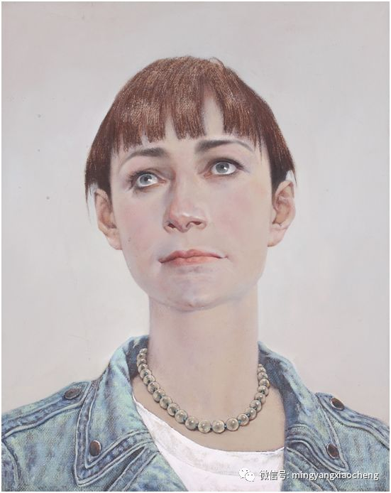 十年---那顺孟和肖像作品展 第16张 十年---那顺孟和肖像作品展 蒙古画廊