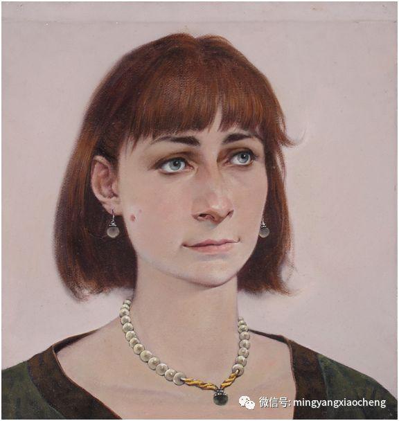 十年---那顺孟和肖像作品展 第18张 十年---那顺孟和肖像作品展 蒙古画廊