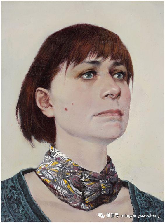 十年---那顺孟和肖像作品展 第17张 十年---那顺孟和肖像作品展 蒙古画廊