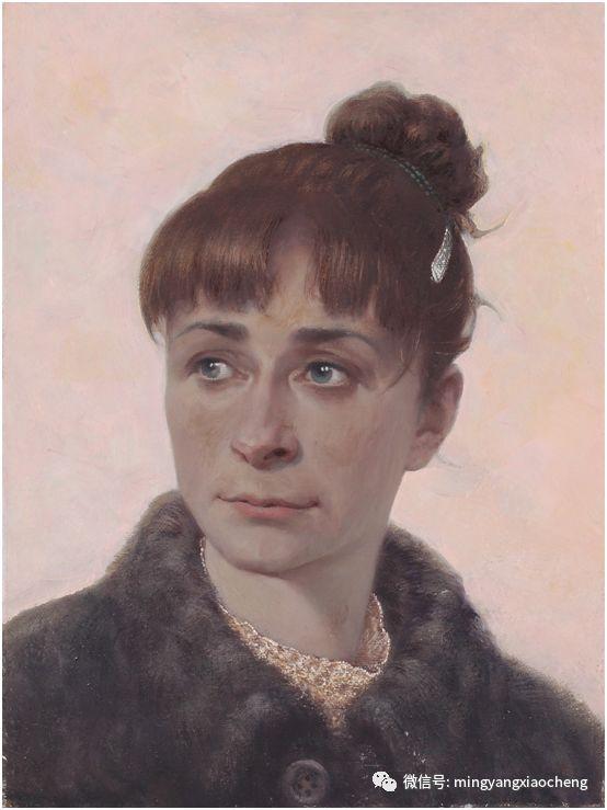 十年---那顺孟和肖像作品展 第24张 十年---那顺孟和肖像作品展 蒙古画廊