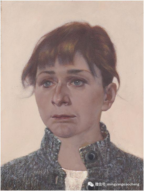 十年---那顺孟和肖像作品展 第23张 十年---那顺孟和肖像作品展 蒙古画廊