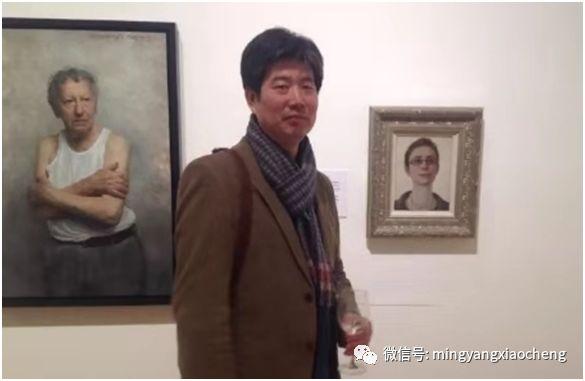 十年---那顺孟和肖像作品展 第32张 十年---那顺孟和肖像作品展 蒙古画廊