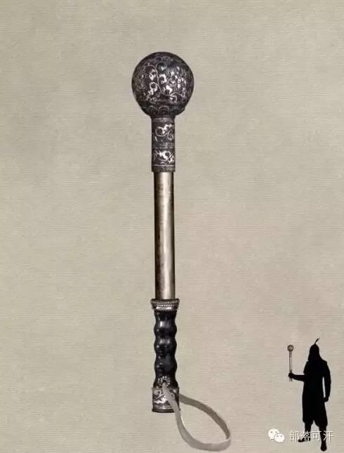 【蒙古战刀】设计师还原古代蒙古战刀兵器图集 第10张