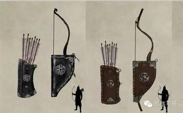 【蒙古战刀】设计师还原古代蒙古战刀兵器图集 第16张