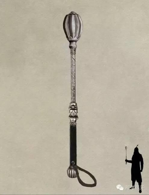 【蒙古战刀】设计师还原古代蒙古战刀兵器图集 第11张