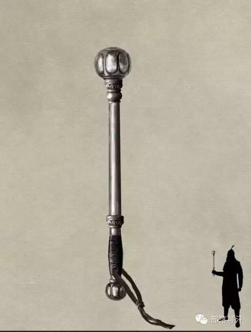 【蒙古战刀】设计师还原古代蒙古战刀兵器图集 第12张