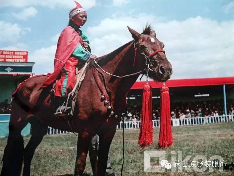 1957-1963年 蒙古国印象照片资料 第3张