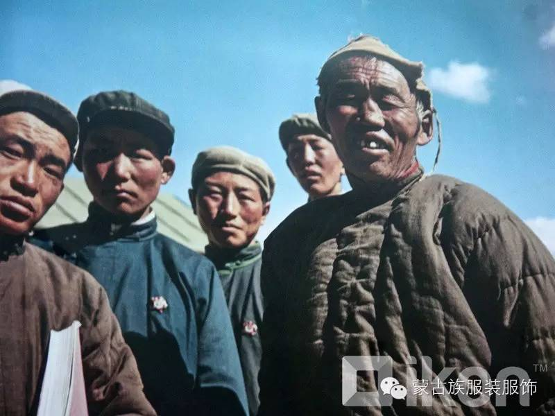 1957-1963年 蒙古国印象照片资料