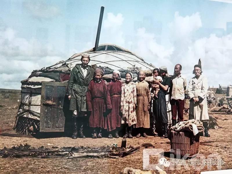 1957-1963年 蒙古国印象照片资料 第4张