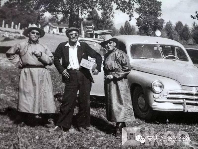 1957-1963年 蒙古国印象照片资料 第10张